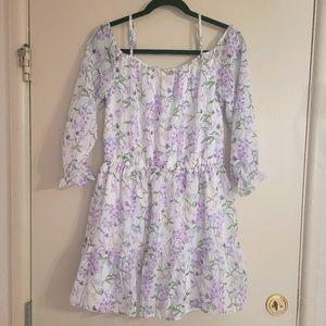 The Children's Place Floral Dress Size XXL (16)
